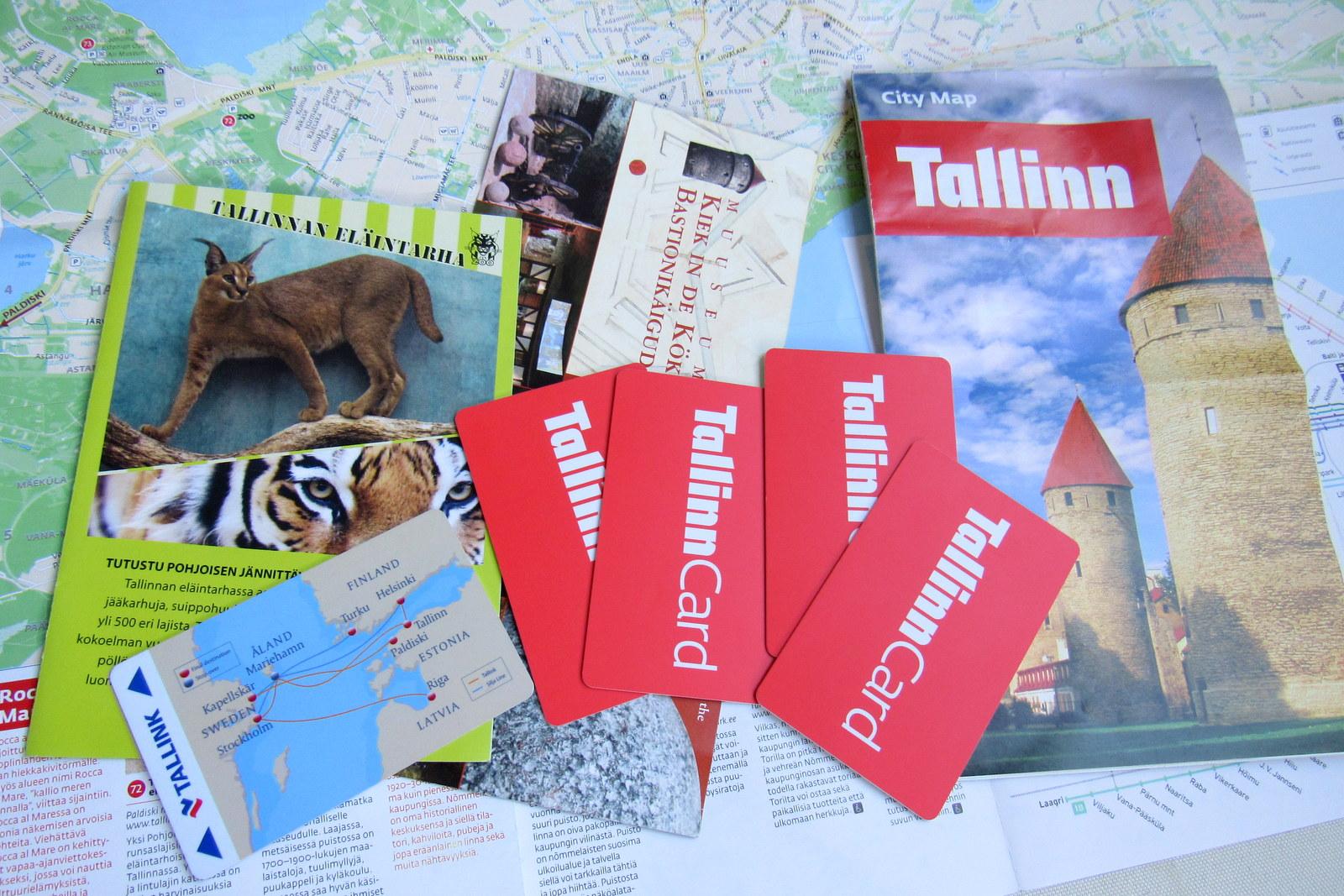 Tallinna lapsille - Tallinn Card.