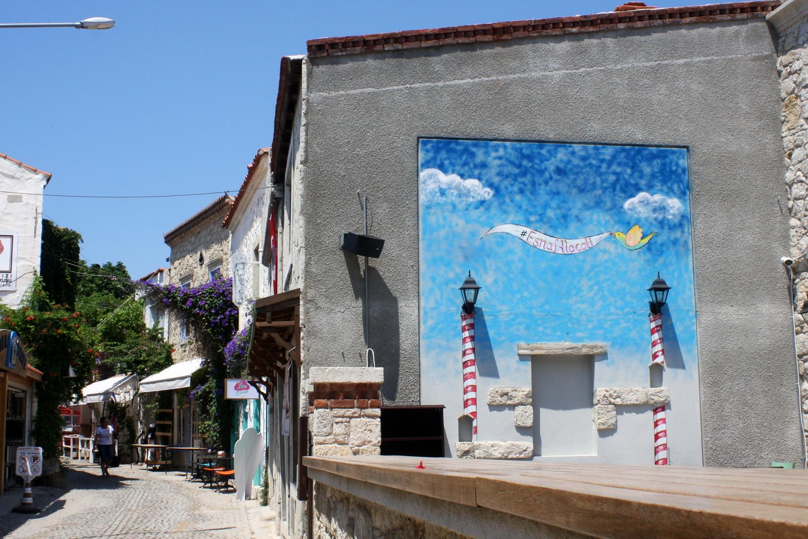 Alacati, Turkki