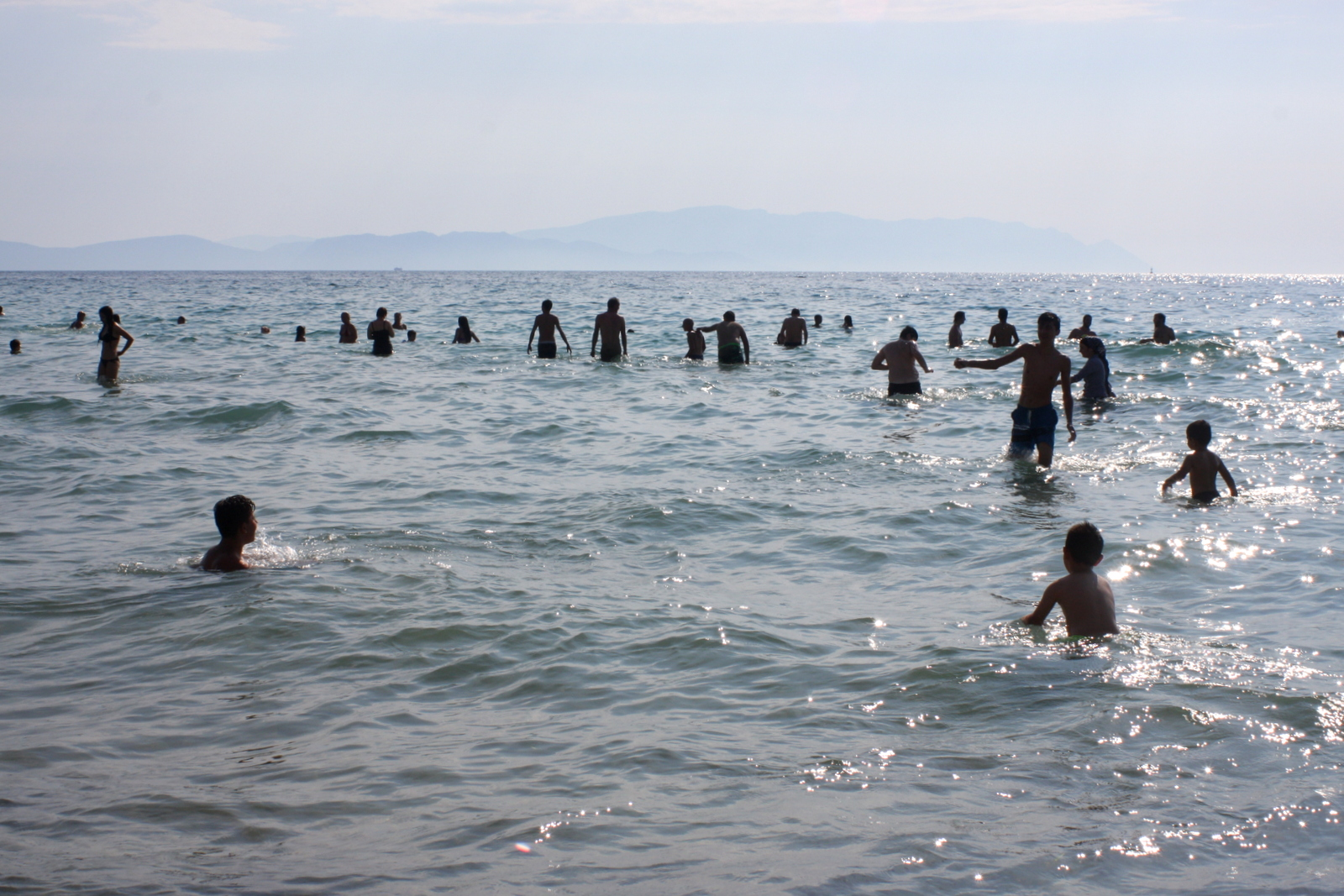 Kusadasi, Ladies Beach.