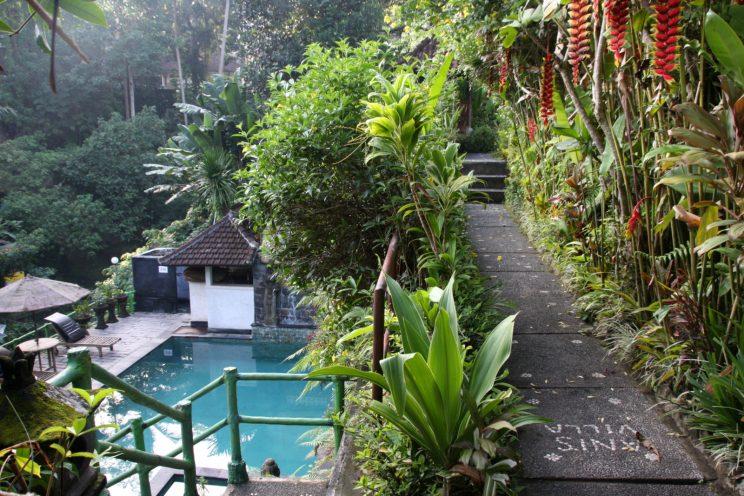 Bali matkavinkkejä. Ani´s Villas.