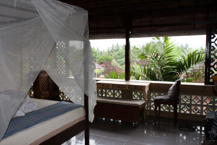 Bali matkavinkkejä. Rumah Roda.