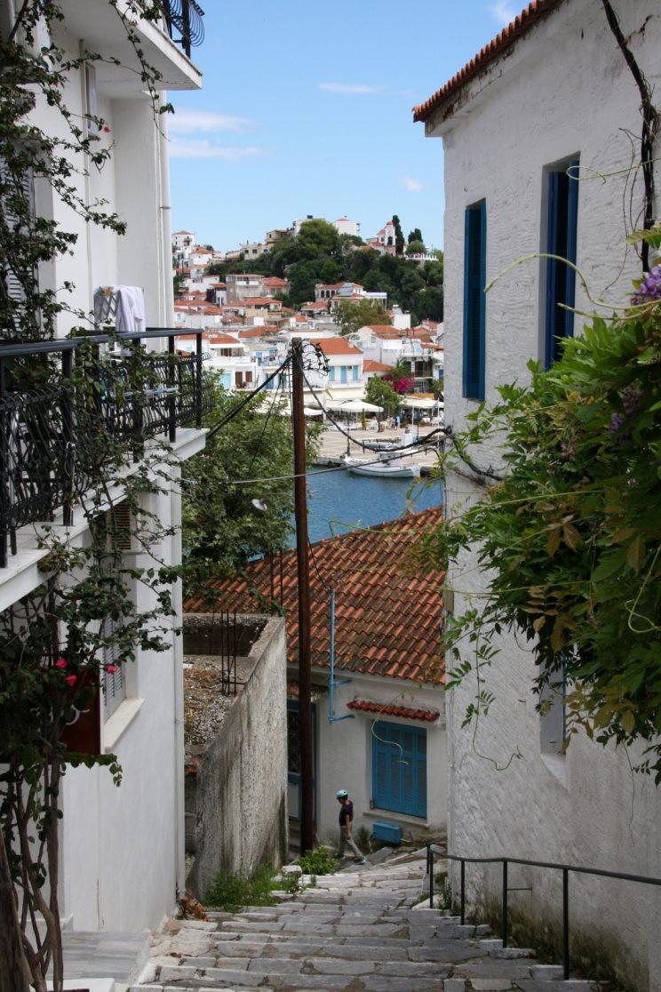 Skiathos, Kreikka