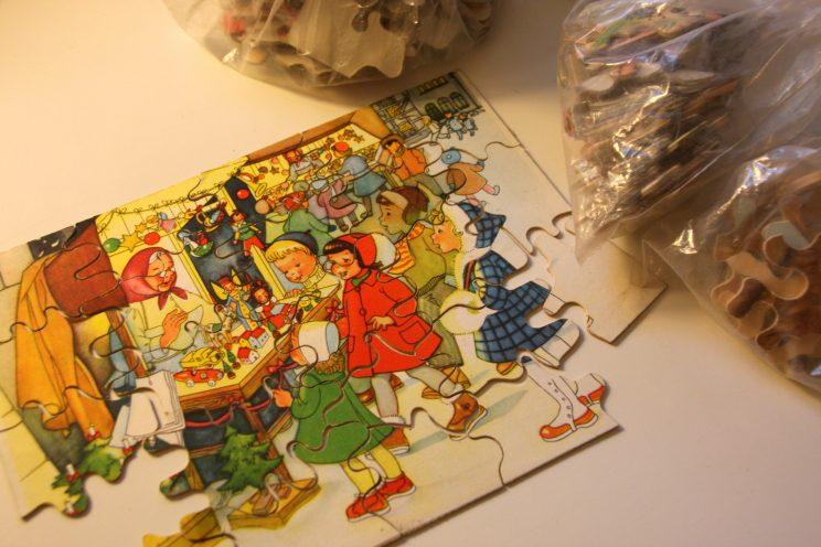 Vanhat lelut roskalavalta