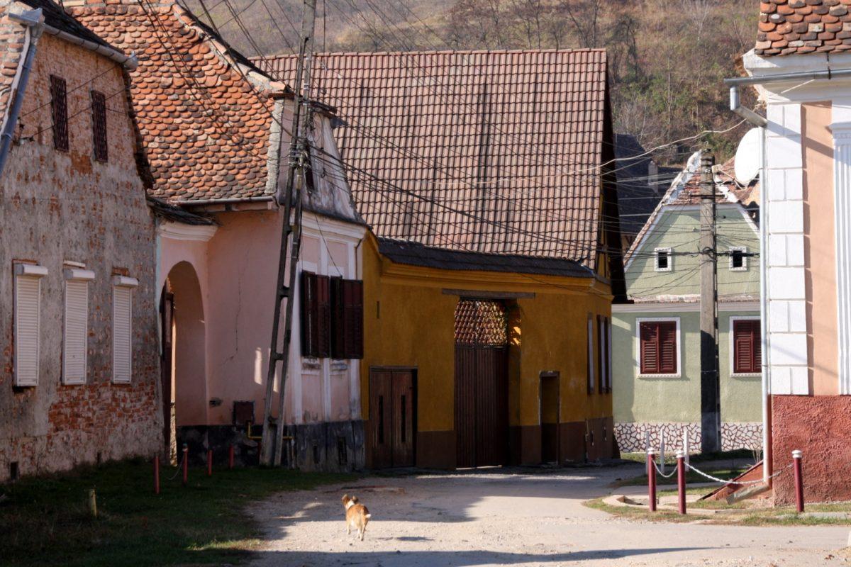 Romania, Transilvania - Biertan.