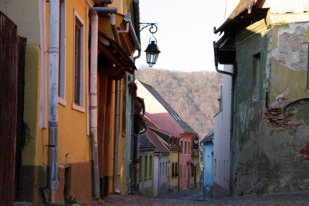 Romania, Sighisoara