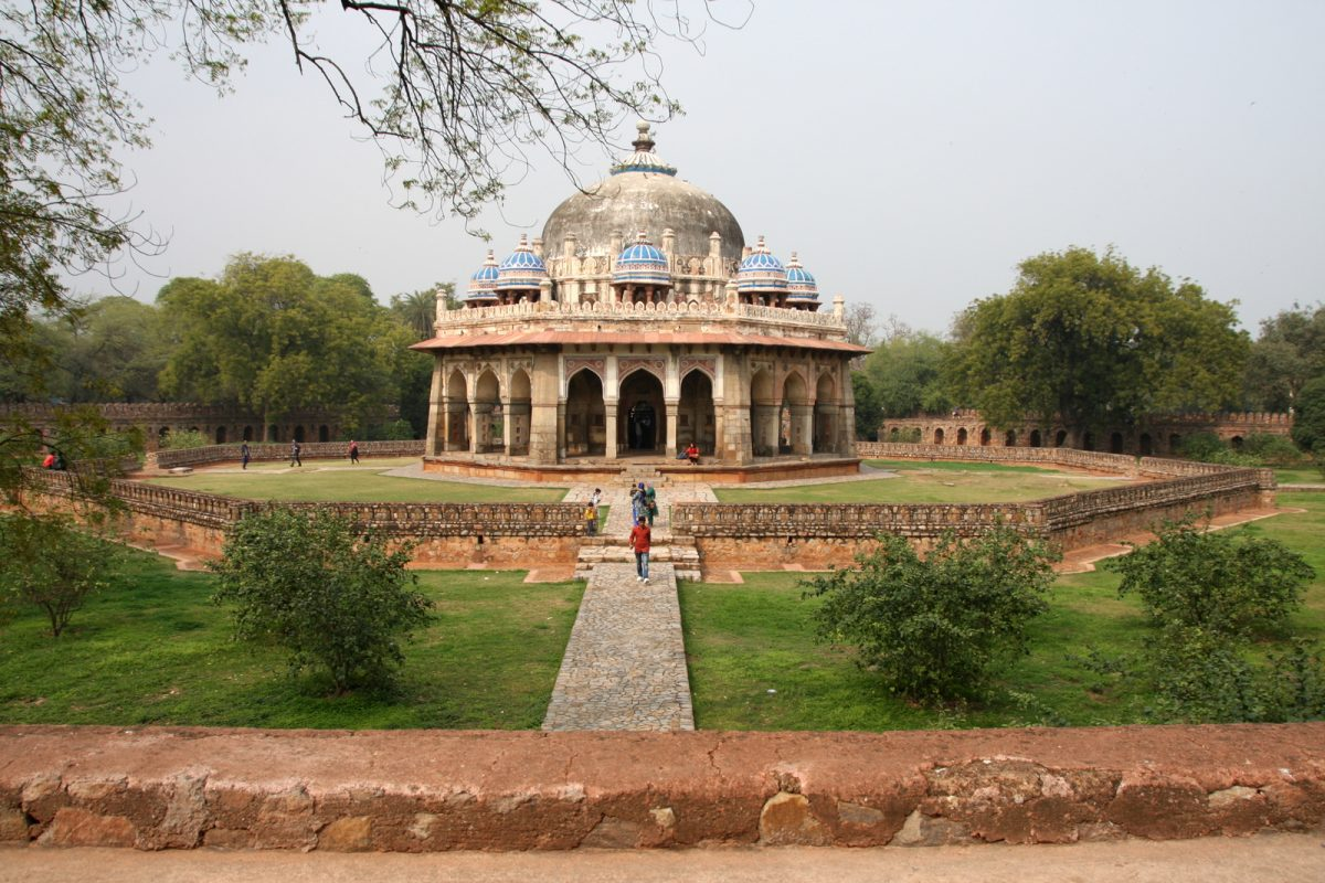 Delhi, Isa Khanin hautamausoleumi