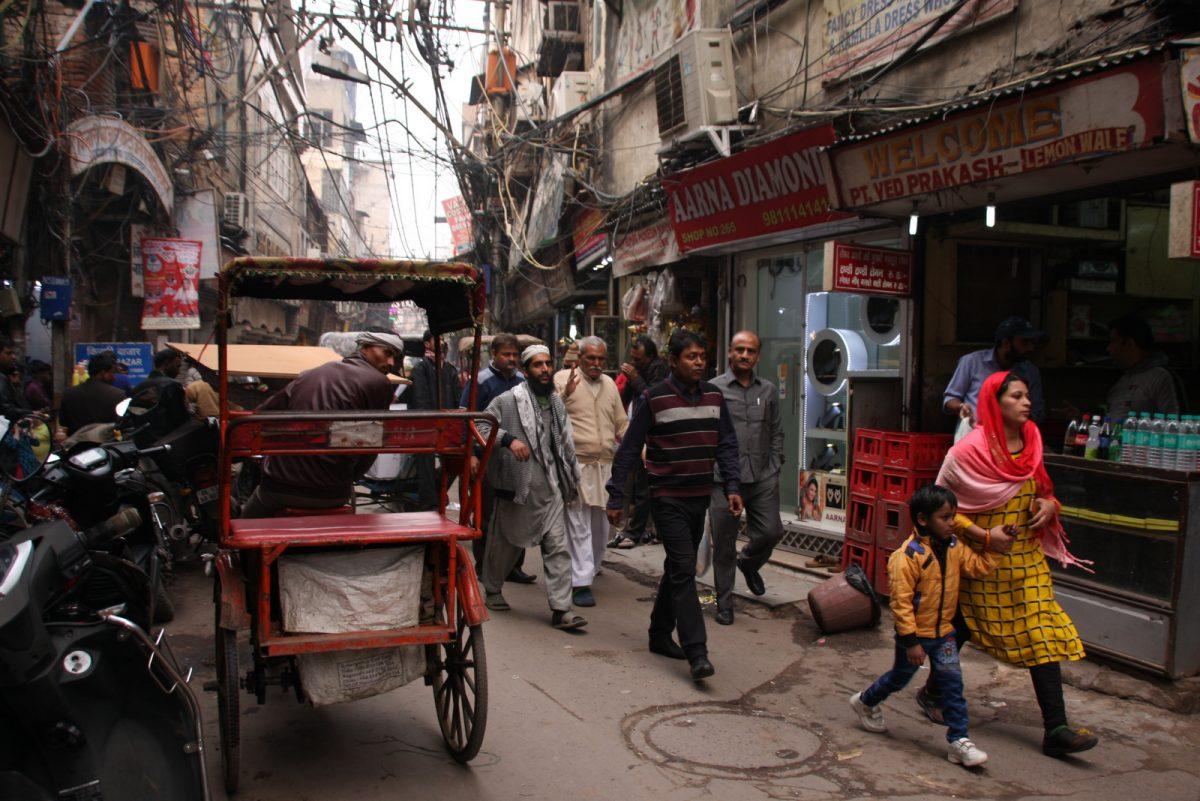 Vanha Delhi, Chandni Chowk