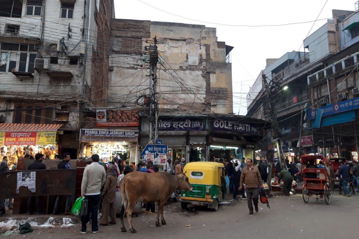 Vanha Delhi, Khari Baoli