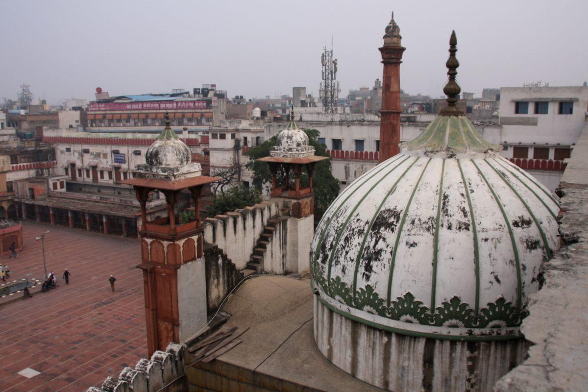 Vanha Delhi, Khari Baoli, Fatehpuri Masjid