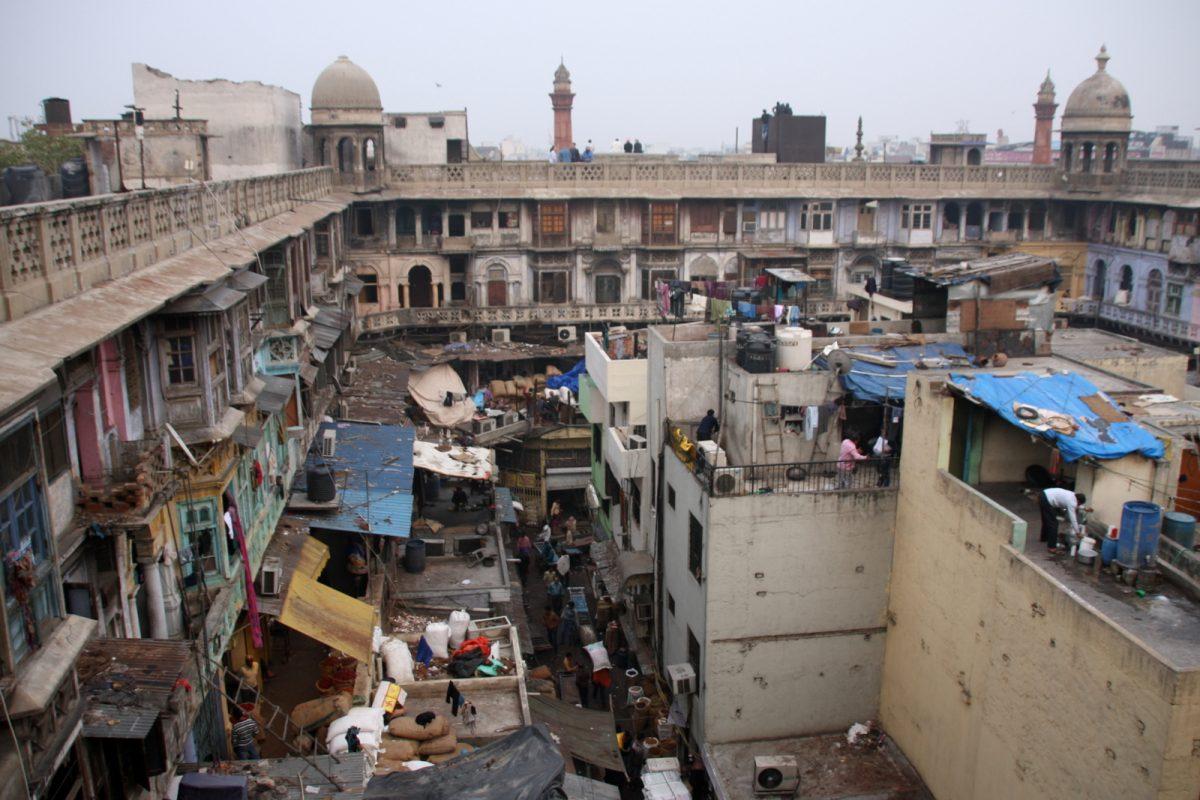Vanha Delhi, Khari Baoli, Gadodia Market