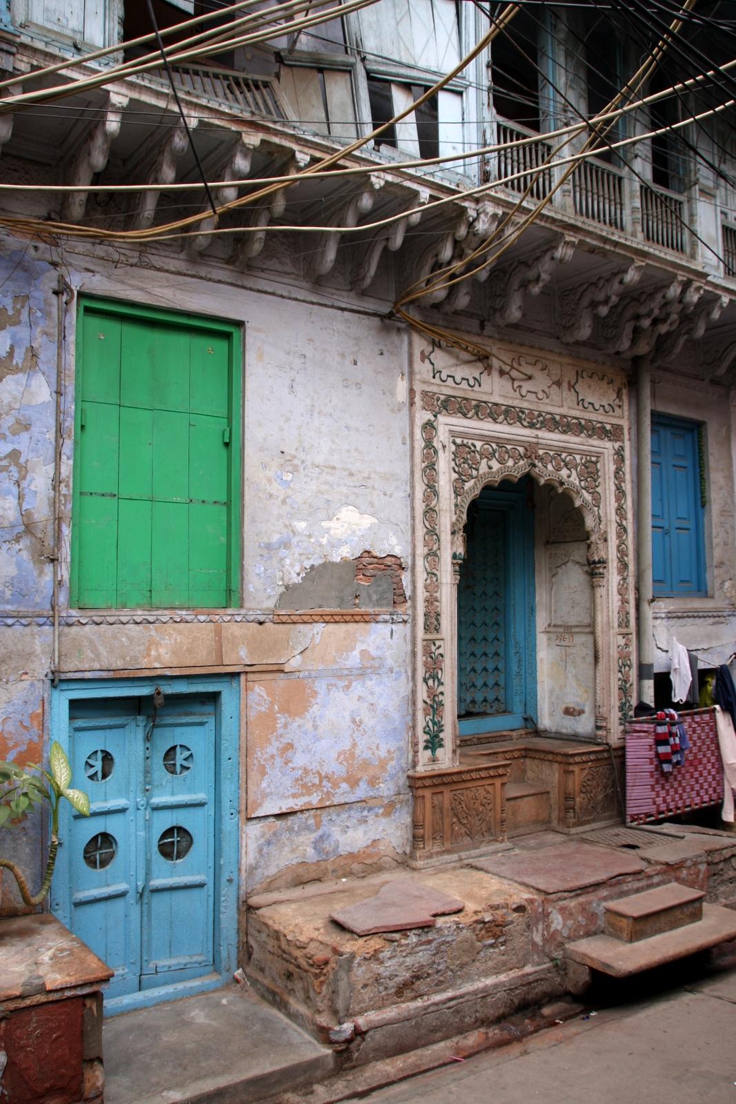 Vanha Delhi, Naughara