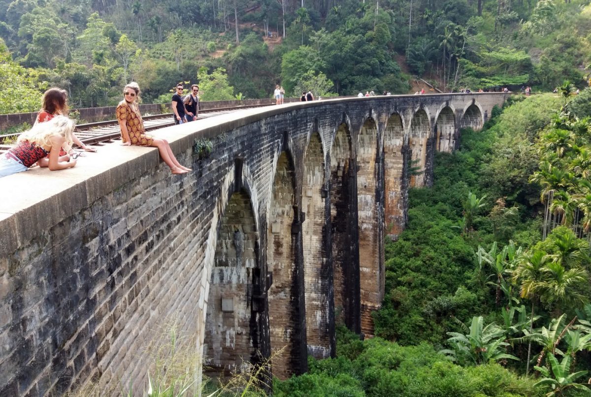 Ella, Sri Lanka: Nine Arch Bridge