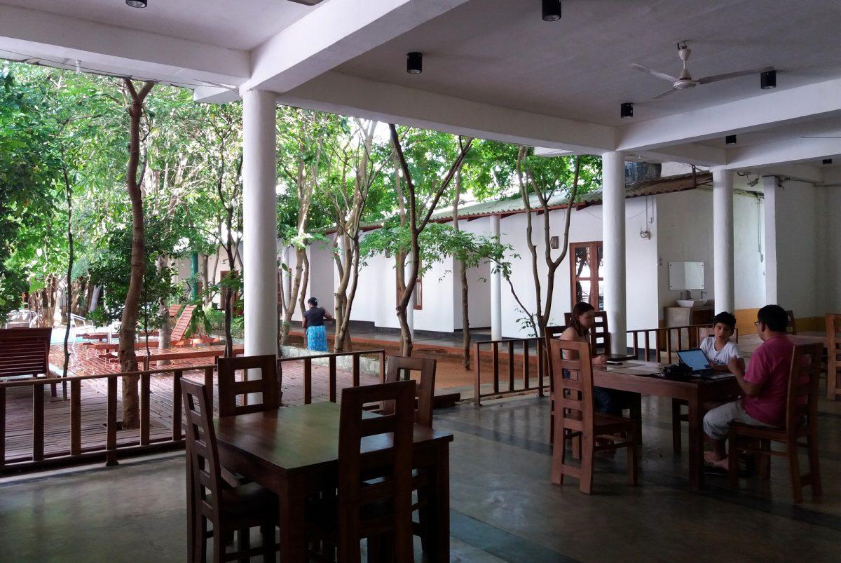 Sigiriya: Ali kele Hotel