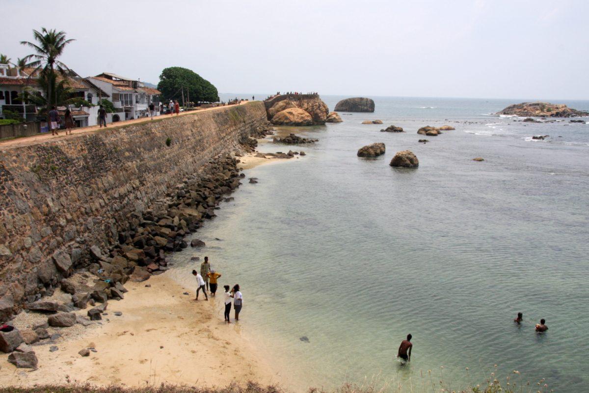 Galle, Sri lanka - meri