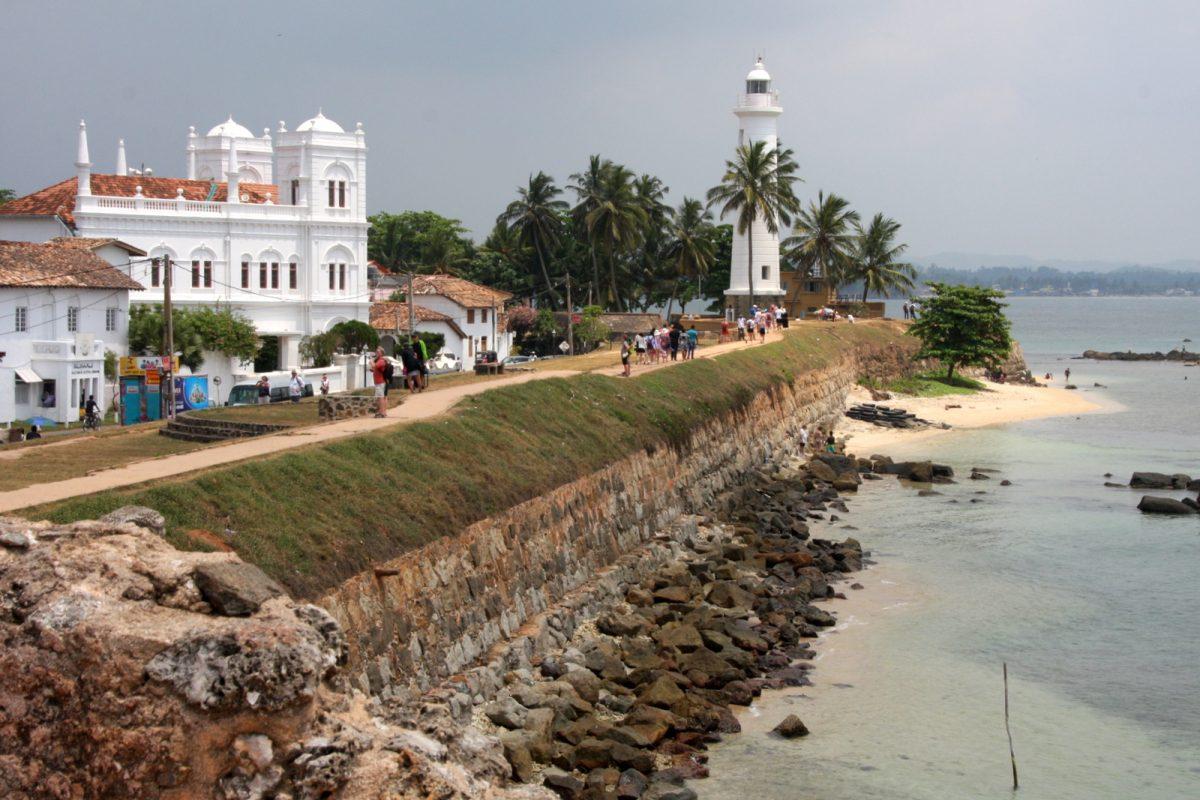 Galle, Sri lanka - majakka