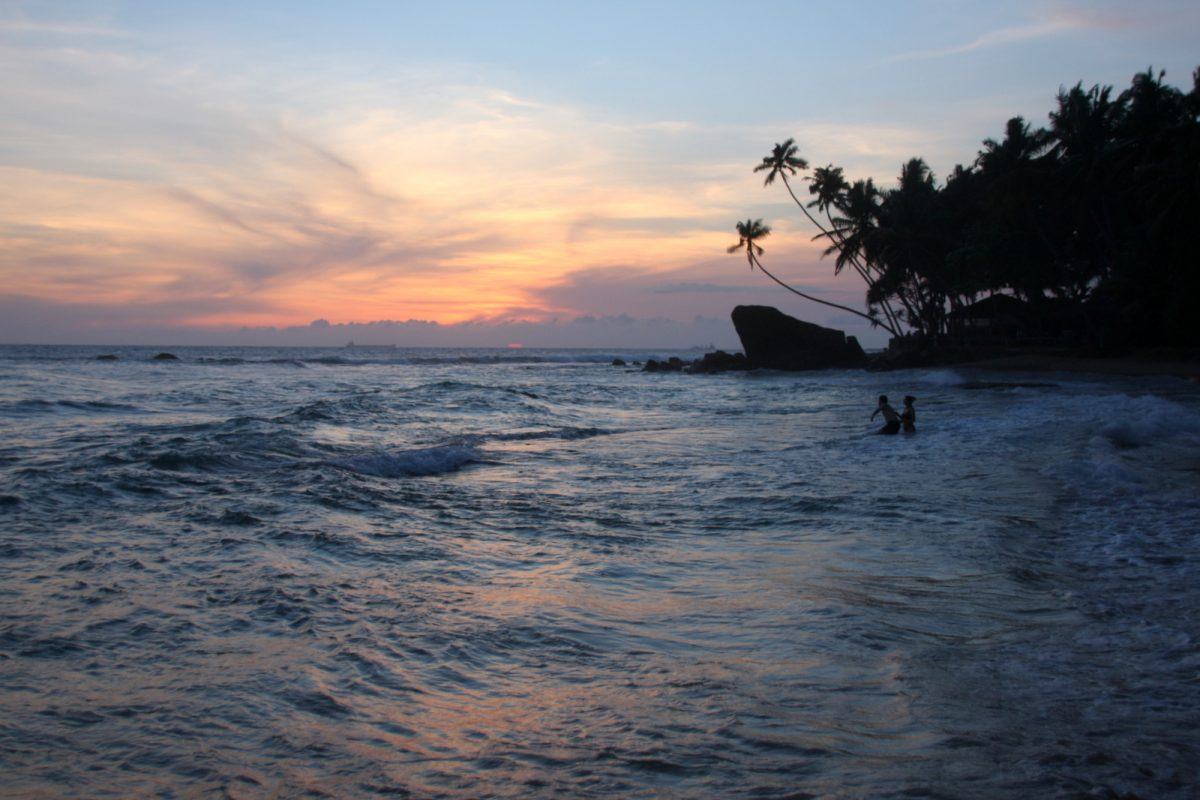 Unawatuna, Dalawella-ranta (Wijaya Beach)