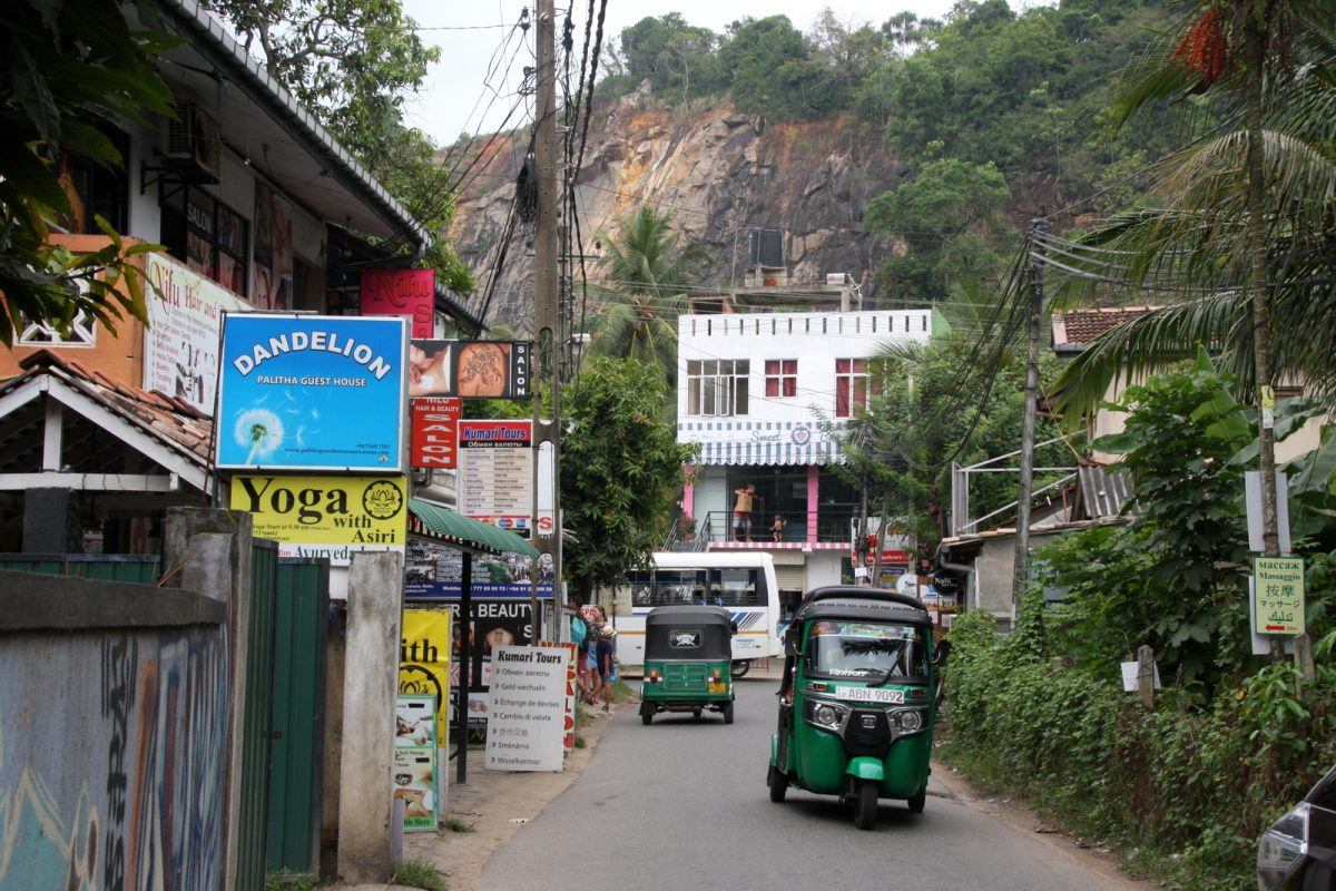 Unawatunan kylä