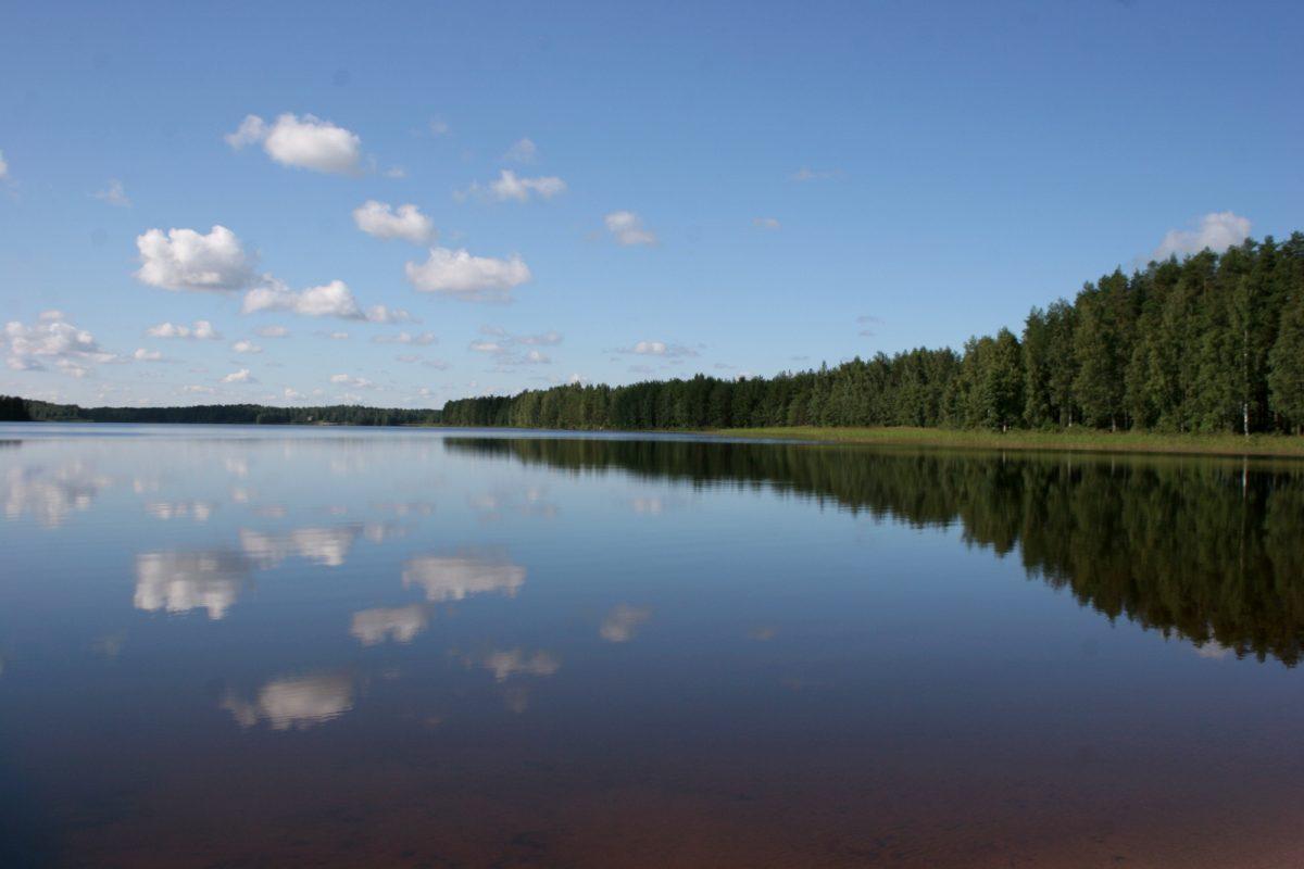 Kotimaanmatkailu - Pyhäniemi 2011