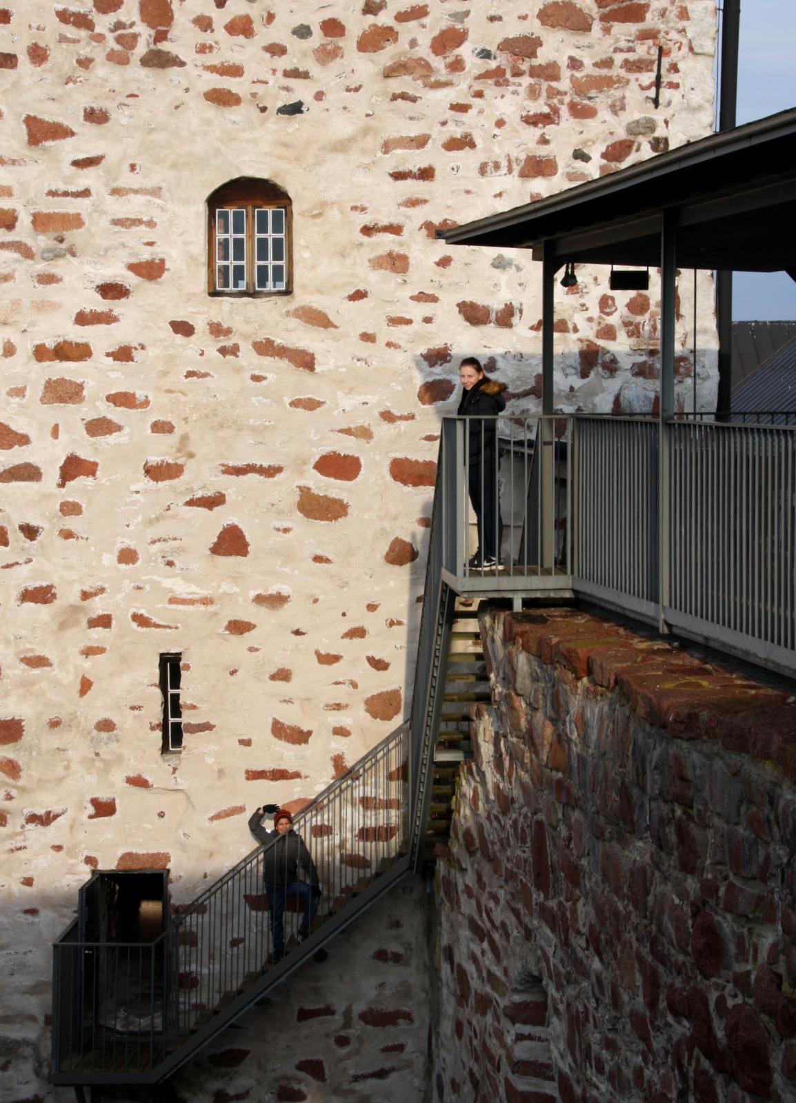 Ahvenanmaa - Kastelholman linna.