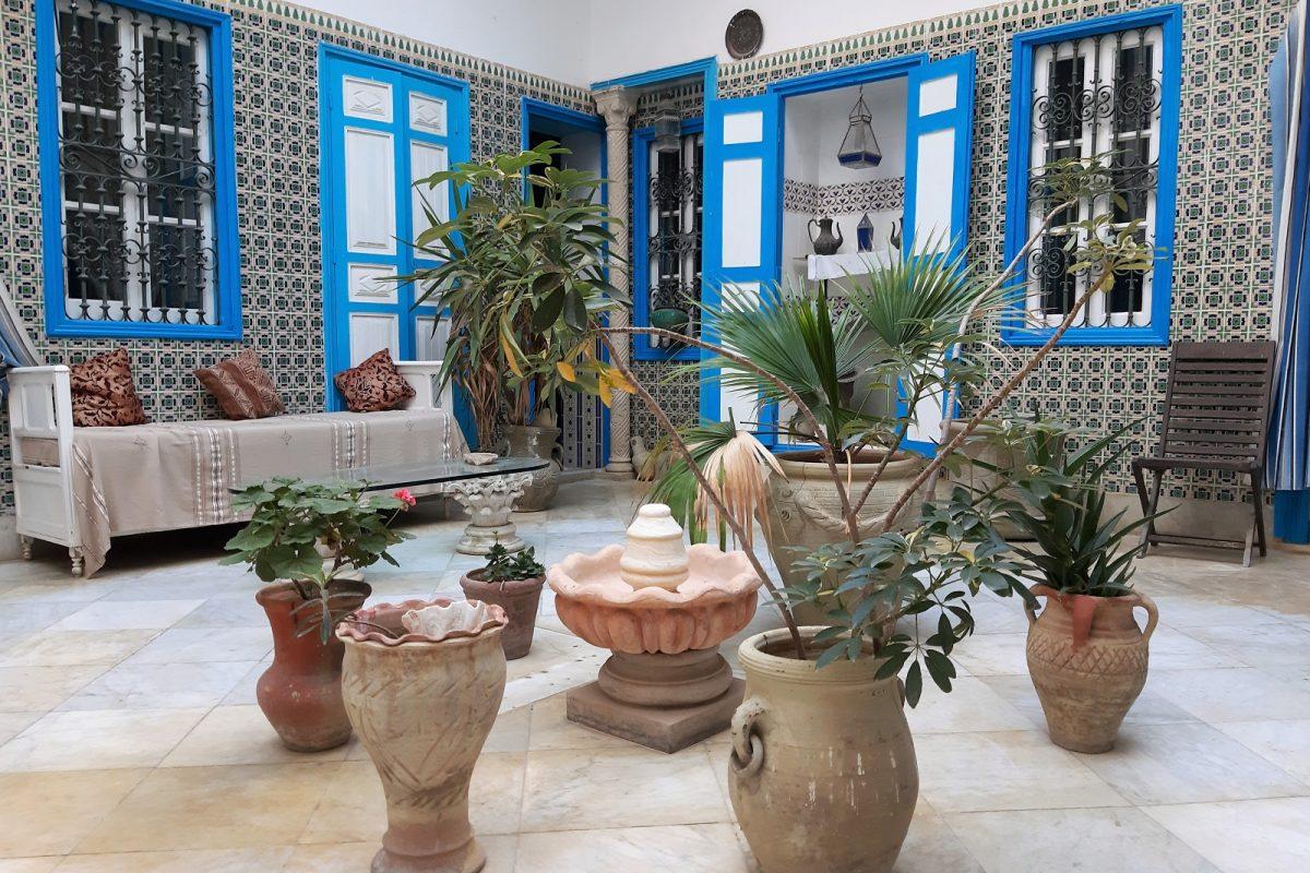 Tunisia, Kairouan: Dar Hassine Allani