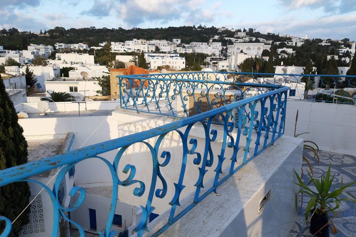 Tunisia, Sidi Bou Said