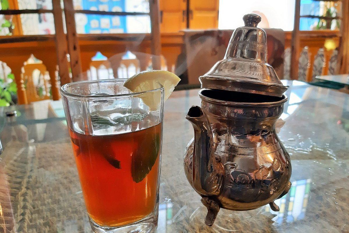Sousse: Café Kasbah