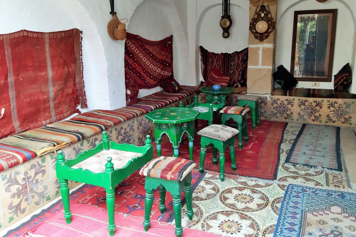 Café Kasbah.