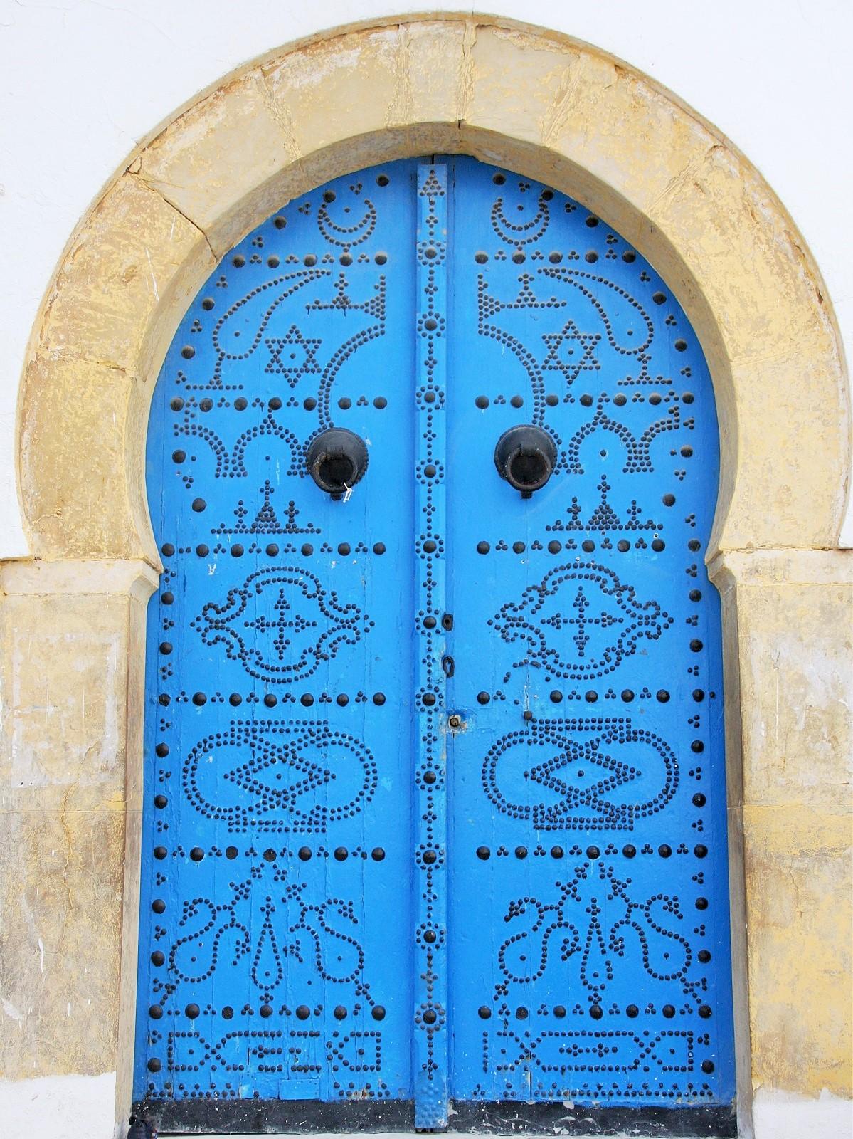 Tunisialainen ovi
