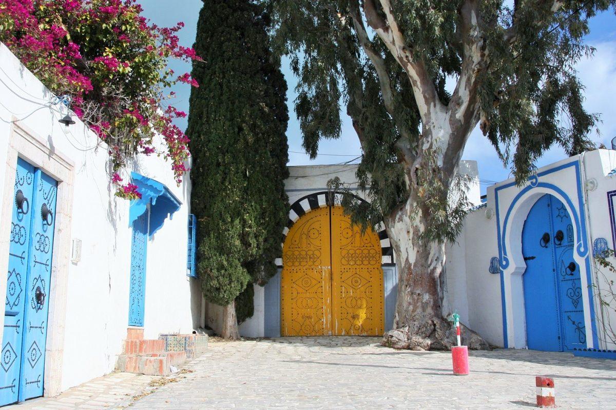 Tunisialaiset ovet