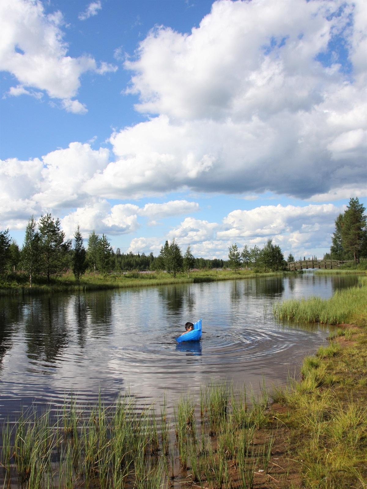 Salla, Keselmäjärvi